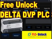 DELTA PLC DVP Series Unlock Software Free (100% Grantee)