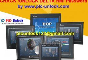 Unlock Password HMI Delta DOP-B, DOP-A Full Series