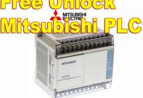 Unlock PLC Mitsubishi FX Series Software (100% Grantee )