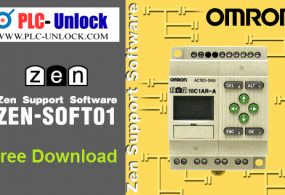 Omron-Zen Plc Unlock software and complete solution at plc-unlock.com