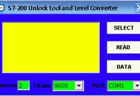 Unlock S7-200 SIEMENS PLC CPU's 222_224_226 _XP_CN all firmware version